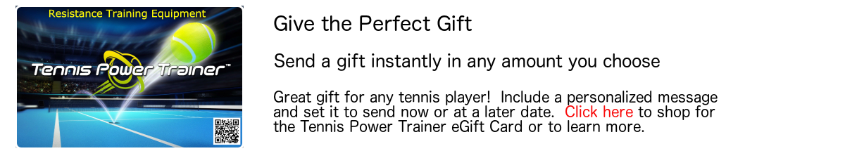 Tennis Power Trainer