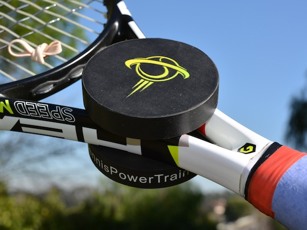 Tennis Power Trainer Swing Max Racquet Training Weight