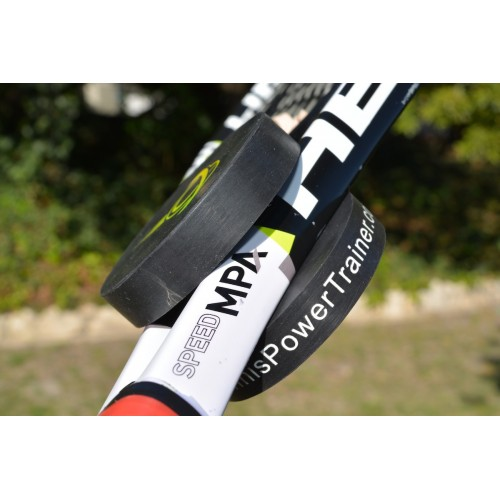 Swing Max Tennis Racquet Resistance Training Weight